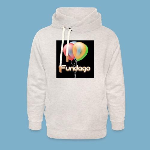 Fundago Ballon - Unisex Schalkragen Hoodie