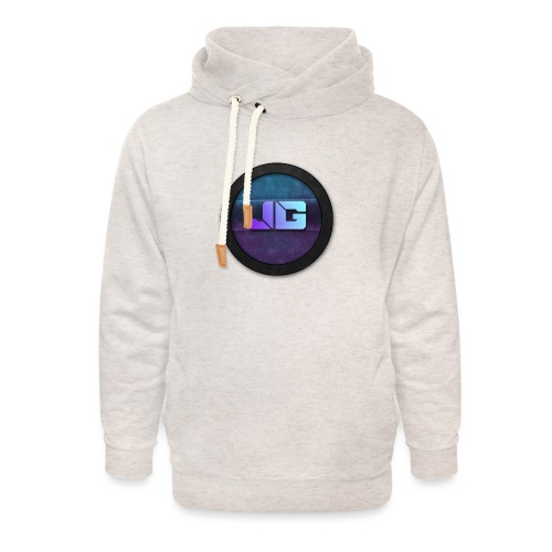 telefoon hoesje apple 5/5S - Unisex sjaalkraag hoodie
