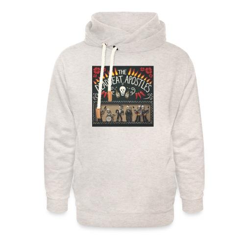 The Deadbeat Apostles - Unisex Shawl Collar Hoodie