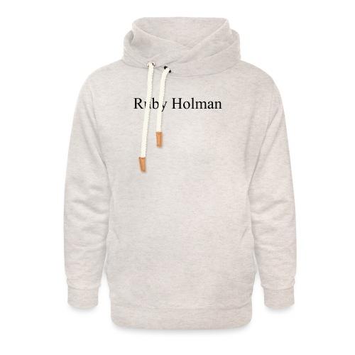 Ruby Holman - Sweat à capuche cache-cou unisexe