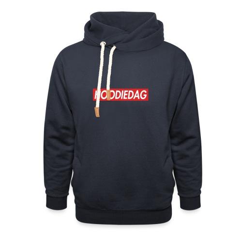 HOODIEDAG - Unisex hoodie med sjalskrave