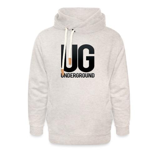 UG underground - Unisex Shawl Collar Hoodie