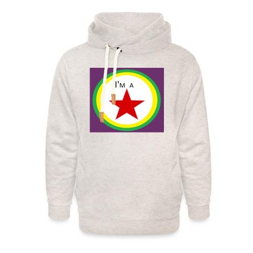 I'm a STAR! - Unisex Shawl Collar Hoodie