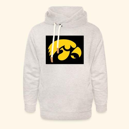 YellowHawk shirt - Unisex sjaalkraag hoodie