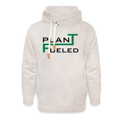 PLANT FUELED - Unisex Schalkragen Hoodie