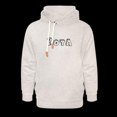 pota1 - Felpa con colletto alto unisex