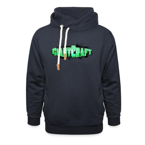 Vandflaske - GiantCraft - Unisex hoodie med sjalskrave