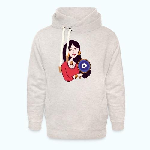 Fashion Girl - Unisex Shawl Collar Hoodie