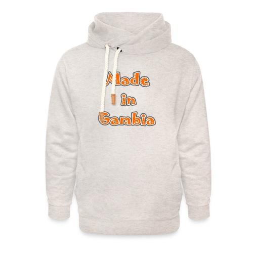 Made in Gambia - Unisex Shawl Collar Hoodie