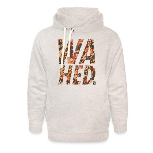 WAHED2 - Unisex sjaalkraag hoodie