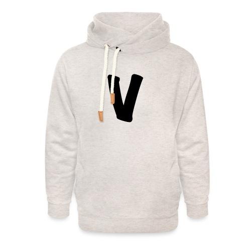 VinOnline shirt - Unisex sjaalkraag hoodie