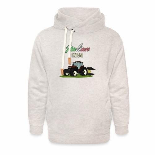 Italian Farm official T-SHIRT - Felpa con colletto alto unisex