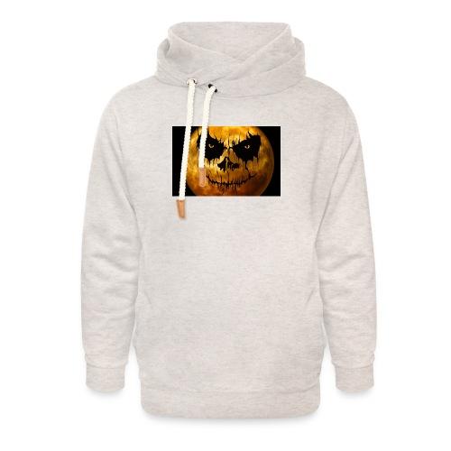 Halloween Mond Shadow Gamer Limited Edition - Unisex Schalkragen Hoodie