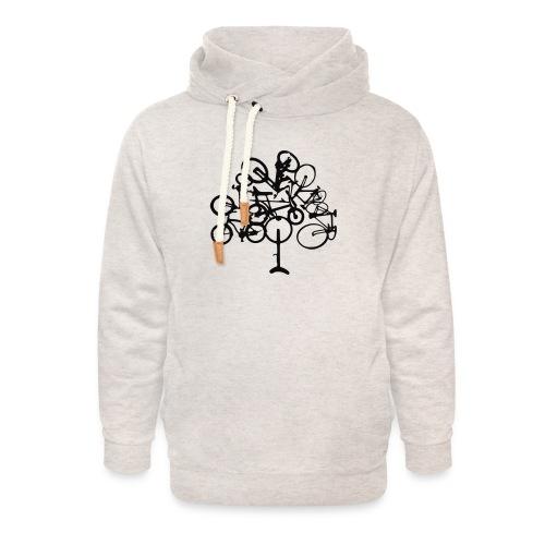 Treecycle - Unisex Shawl Collar Hoodie