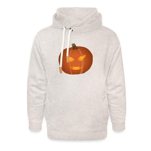 Pumpkin - Luvtröja med sjalkrage unisex
