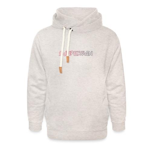 logoshirts - Unisex sjaalkraag hoodie