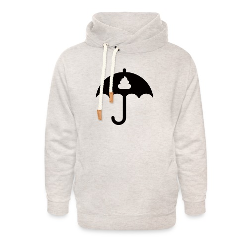 Shit icon Black png - Unisex Shawl Collar Hoodie