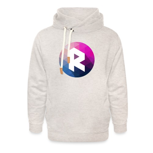 radiant logo - Unisex Shawl Collar Hoodie
