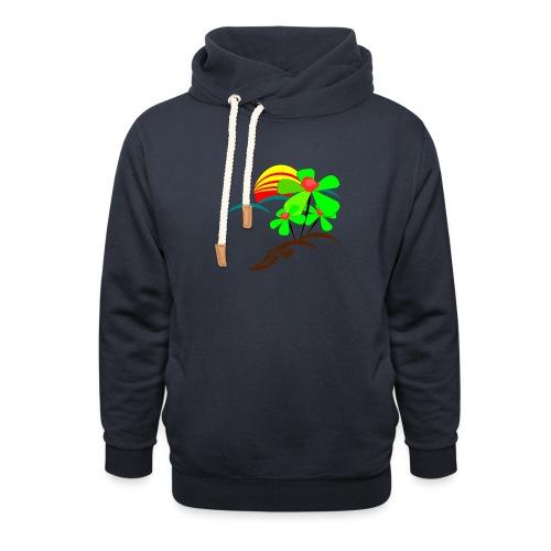 Berry - Unisex Shawl Collar Hoodie