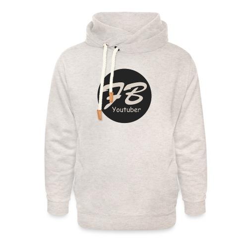 TSHIRT-YOUTUBER - Unisex sjaalkraag hoodie