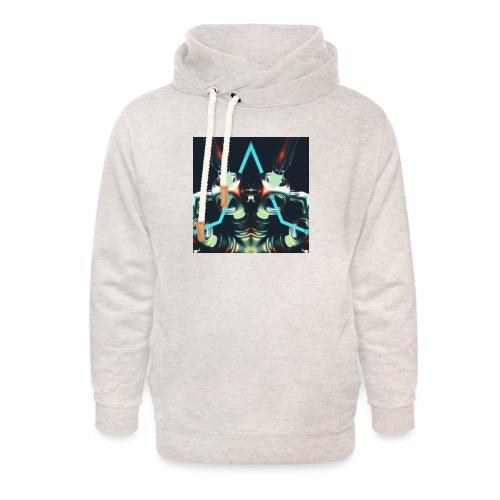 Energize Fields by RNZO - Unisex sjaalkraag hoodie