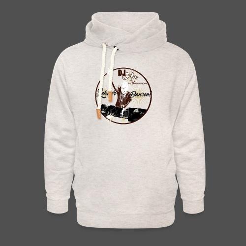 DJ An - Unisex sjaalkraag hoodie