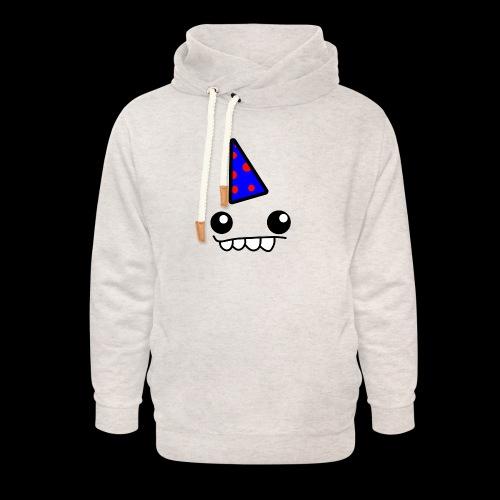 Speedcore Henk Harses - Unisex sjaalkraag hoodie