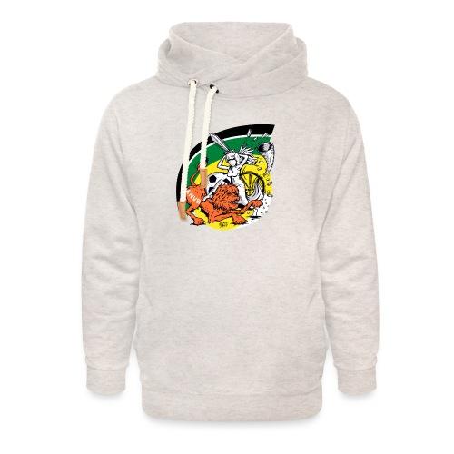 fortunaknvb - Unisex sjaalkraag hoodie
