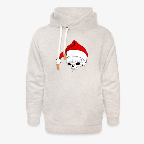 pnlogo joulu - Unisex Shawl Collar Hoodie