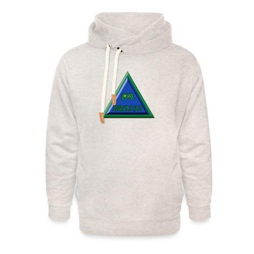 Progamer192 Illuminati t-shirt ( teenager ) - Unisex sjaalkraag hoodie