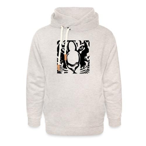 tijger2010shirt2 - Unisex Shawl Collar Hoodie