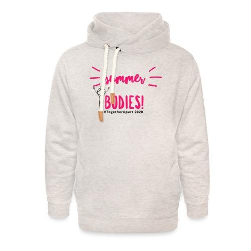 Summer Bodies [2] - Unisex Shawl Collar Hoodie