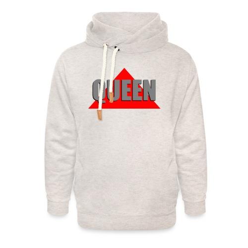 Queen, by SBDesigns - Sweat à capuche cache-cou unisexe