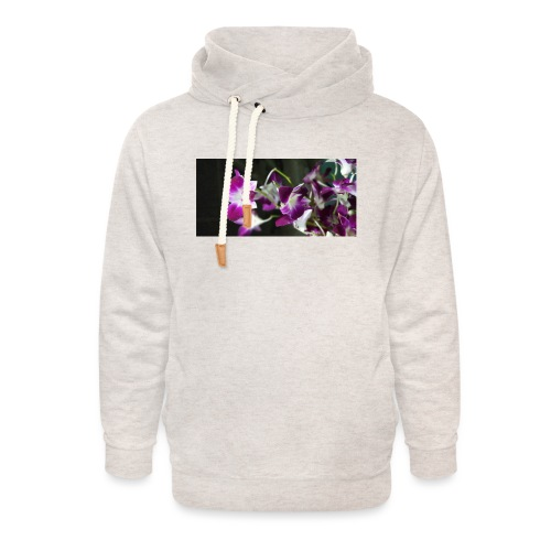 Orchid - Unisex Shawl Collar Hoodie