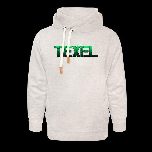 Texel - Unisex sjaalkraag hoodie