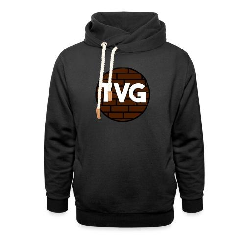 TeVeelGamers - Unisex sjaalkraag hoodie