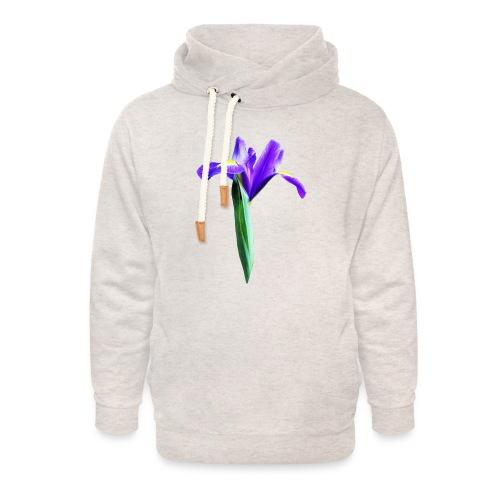 TIAN GREEN Garten - Iris 2020 02 - Unisex Schalkragen Hoodie