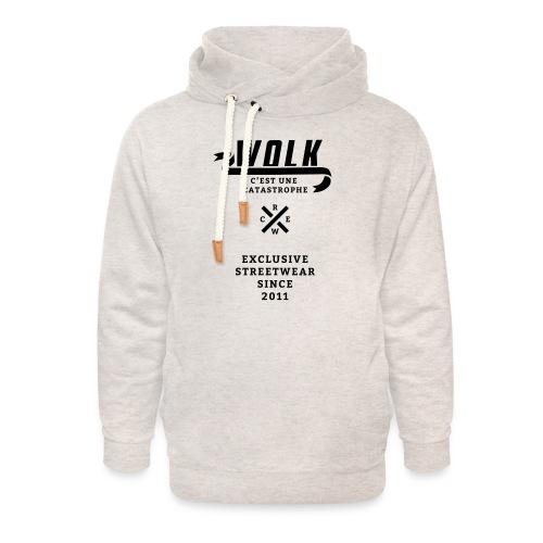 varsityx04 - Unisex sjaalkraag hoodie