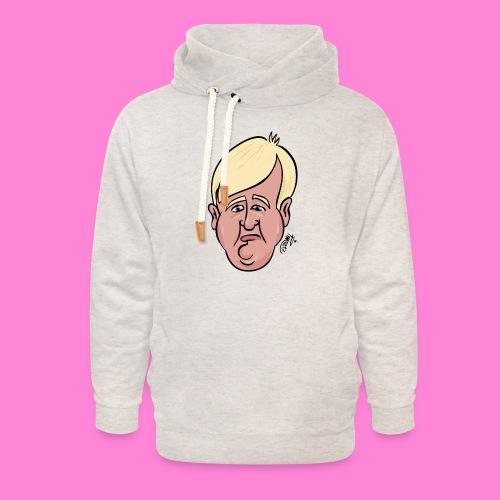 Donald - Unisex sjaalkraag hoodie