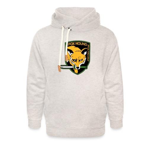 Fox Hound Special Forces - Unisex huivikaulus huppari