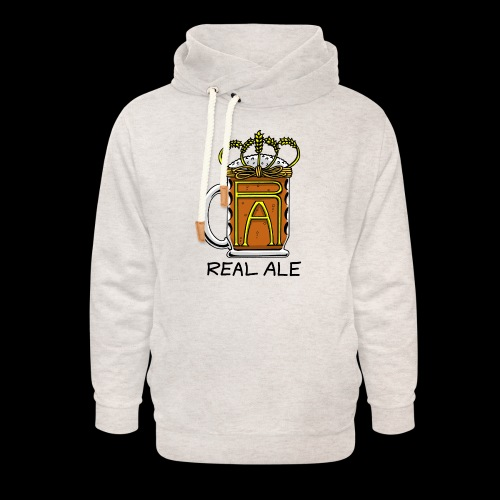 Real Ale - Unisex Shawl Collar Hoodie