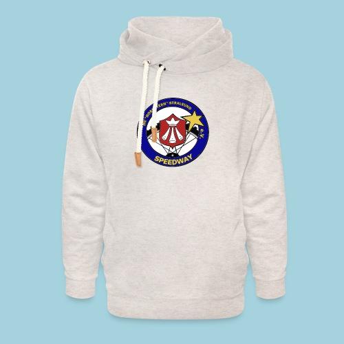 MCN Logo - Unisex Schalkragen Hoodie