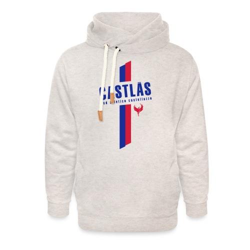 CASTLAS - Felpa con colletto alto unisex