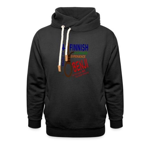 FINNISH-BENJI - Unisex Shawl Collar Hoodie