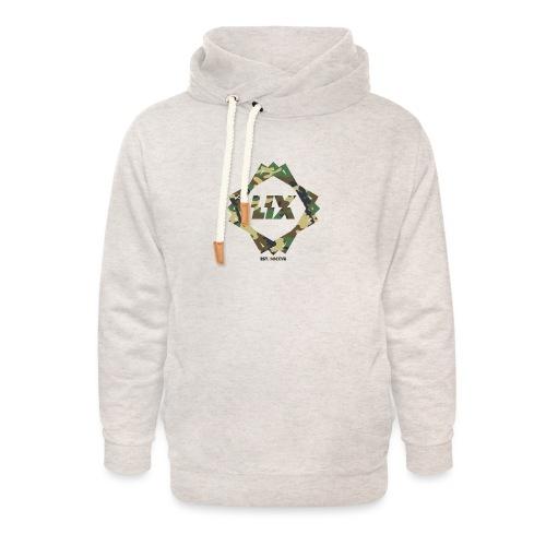 LIXCamoDesign - Unisex Shawl Collar Hoodie