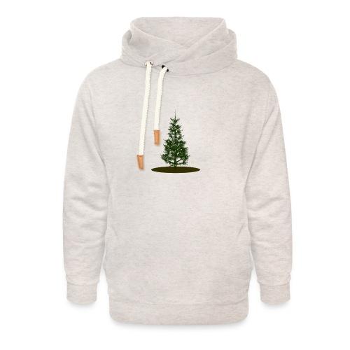 tree - Unisex Shawl Collar Hoodie