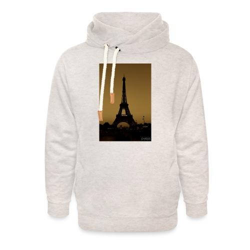 Paris - Unisex Shawl Collar Hoodie