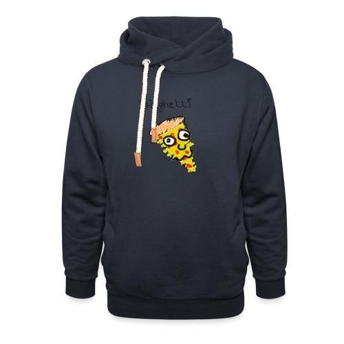spaghetti trui - Unisex sjaalkraag hoodie