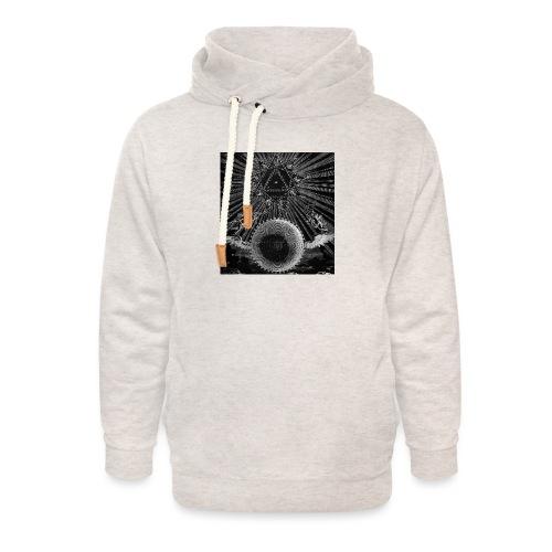 T-Shirt ALCHIMIA - Felpa con colletto alto unisex
