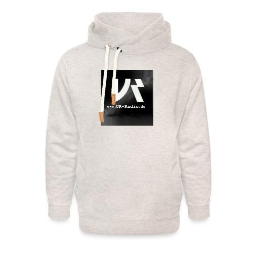 logo spreadshirt - Unisex Schalkragen Hoodie